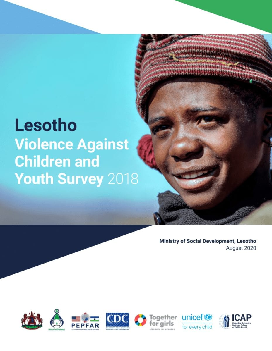 Lesotho Violence Against Children and Youth Survey Report