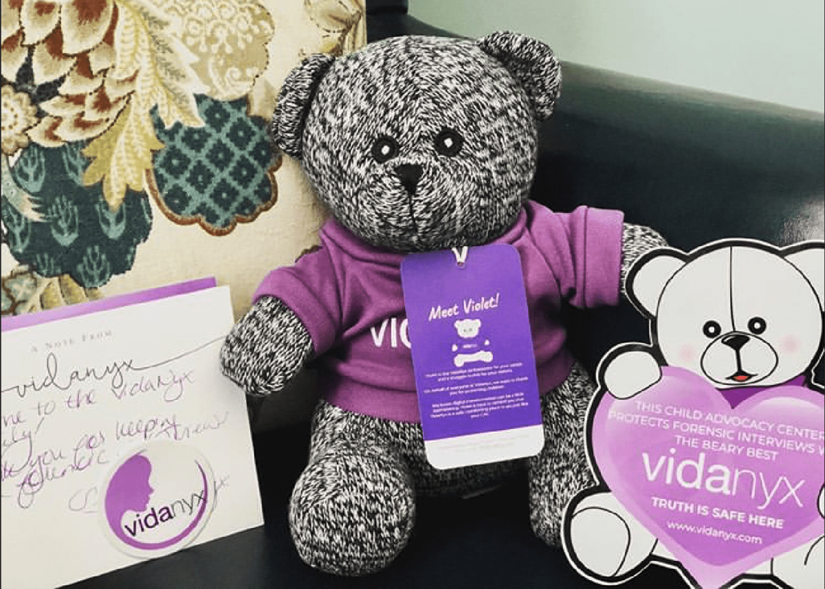 Violet TFG - VidaNyx: Accelerating Child Abuse Prevention, Healing, and Justice