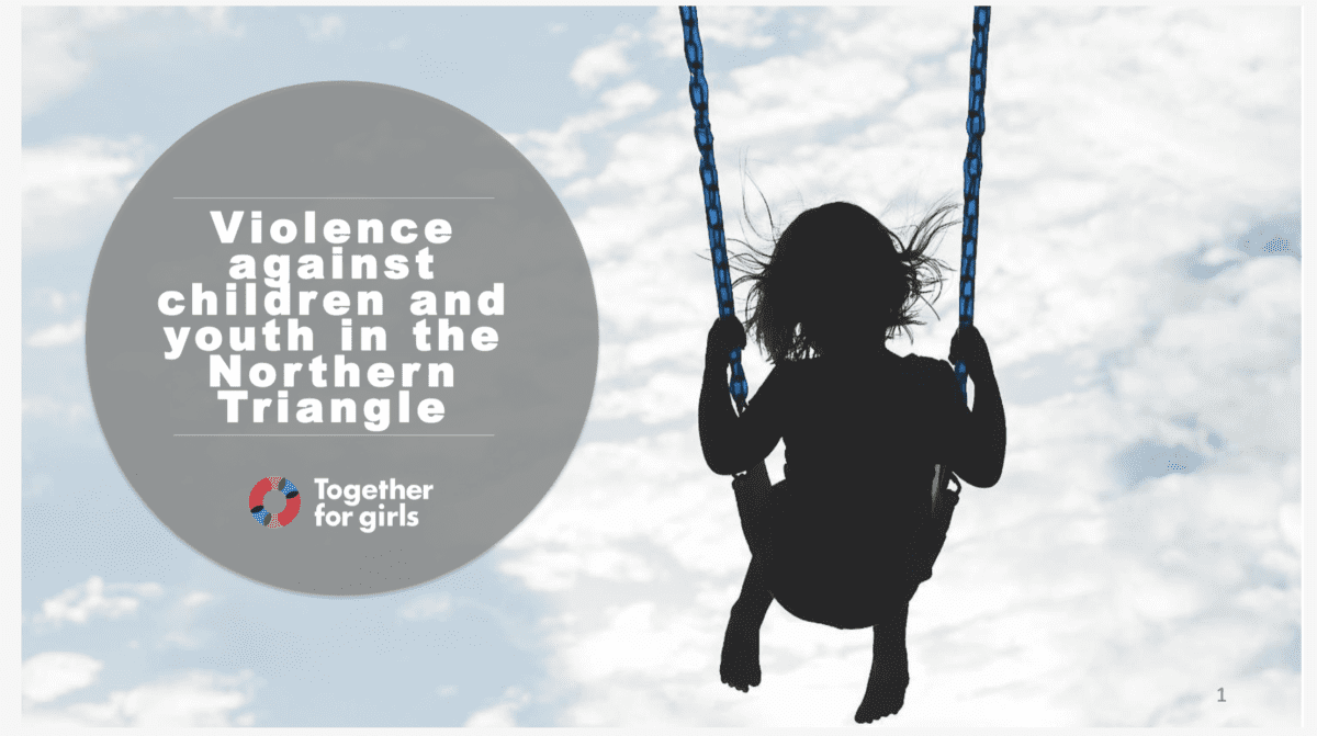 Violence Against Children in the Northern triangle