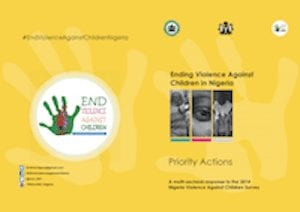 Ending Violence Against Children in Nigeria: Priority Actions