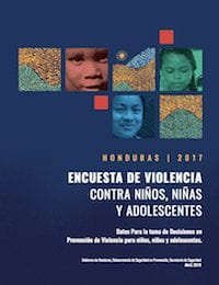 Honduras Violence Against Children and Youth Survey Report