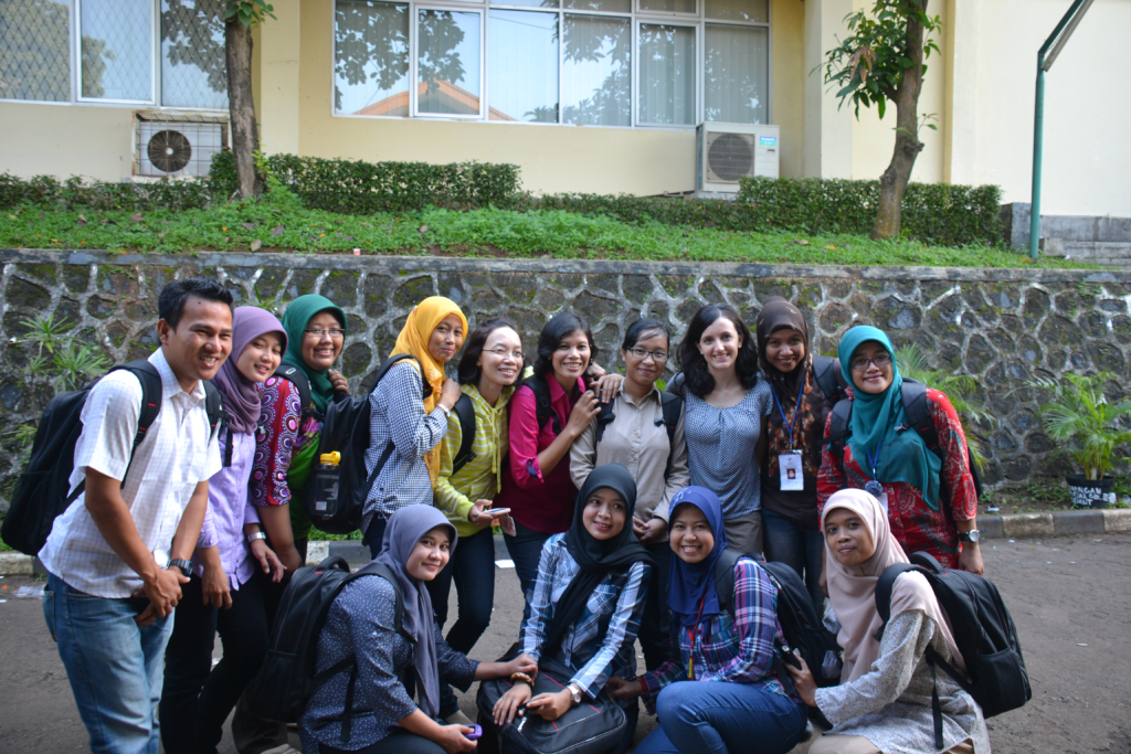 Indonesia fieldwork deployment 1 2 1024x683 - #Togetherfor10: 10 Things You Should Know About the Violence Against Children and Youth Surveys (VACS)