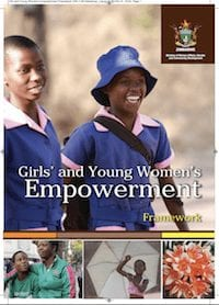 National Girls' and Young Women's Empowerment Framework in Zimbabwe