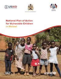 National Plan of Action for Vulnerable Children in Malawi