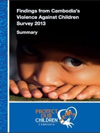 Violence Against Children in Cambodia: Findings from a National Survey (Summary Report)