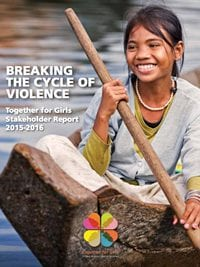Together for Girls Stakeholder Report 2015-2016
