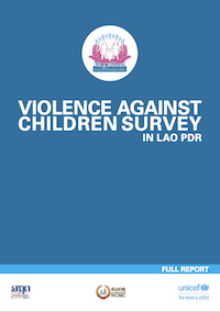 Violence Against Children Survey in Lao PDR