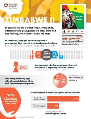 Zimbabwe II Fact Sheet